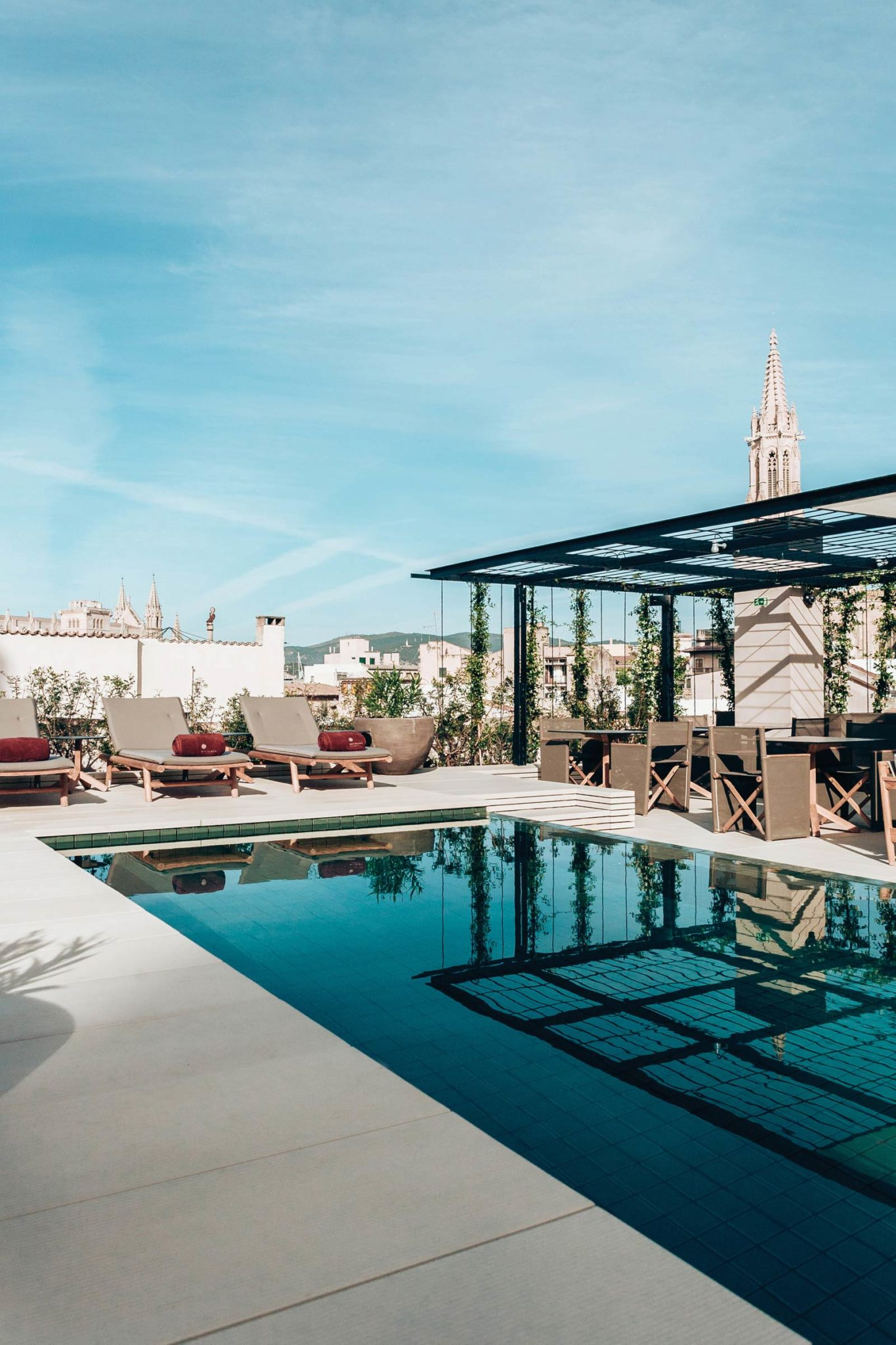 ROOFTOP-BAR/HOTEL SANT FRANCESC