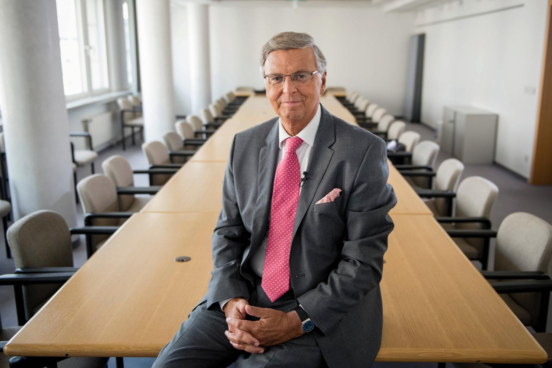 Wolfgang Bosbach, Bundestagsabgeordneter seit 23 Jahren // Foto © picture alliance