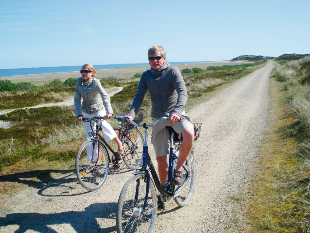 Naturlandschaften per pedales genießen (Foto © Sylt Marketing | Jutta Vielberg)